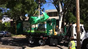 Waste Management Christmas Tree Pickup Mn by Waste Management Bagster Pickup Youtube
