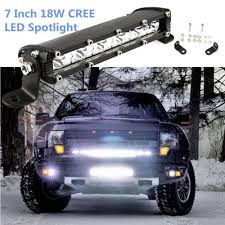 Best Price Isincer 18w Car Led Work Light Bar For Cree Chips ... New 2018 Roush F150 Grill Light Kit Offroad Ford Truck 18 Amazoncom Led Bar Ledkingdomus 4x 27w 4 Pod Flood Rock Lights Off Road For Trucks Opt7 Hid Lighting Cars Motorcycles 18watt Vehicle Work Torchstar Buggies Winches Bars 2013 Sema Week Ep 3 Youtube Shop Blue Hat Remotecontrolled Safari With Solicht Free Shipping 55 Inch 45w Driving Offroad Lights Spot Flood 60w Cree Spot Lamp Combo 12v 24v Amber Kits 6 Pods Boat 4x4 Osram Quad Row 22 20 Inch 1664w Road