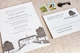 Custom Wedding Invitations By Laura Macchia Via Oh So Beautiful Paper 1