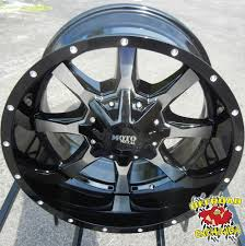 100 Truck Wheels And Tire Packages 18x10 BLACK MOTO METAL MO970 WHEELS RIMS DODGE RAM 1500 JEEP