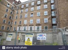 100 Holland Park Apartments London UK 10th August 2017 Dukes Lodge In
