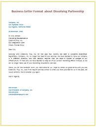 Sample Business Letter The Letter Sample Business Letter Sample DC