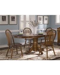 Nostalgia Collection 10 CD 5PDS 5 Piece Dining Room Set With Oval