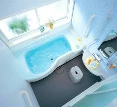 foto oben genommen kleines bad einrichten schöne