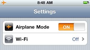 Three Uses For Airplane Mode That Don t Involve Flying