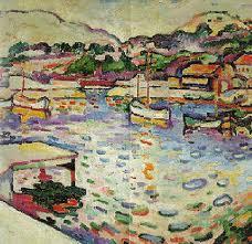 le port de lestaque lembarcadère by georges braque on artnet