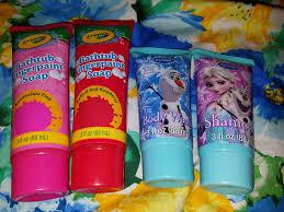 Crayola Bathtub Fingerpaint Soap by Crayola Fingerpaint Soap Frozen Mercari Buy U0026 Sell Things You Love