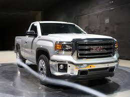 Don't Lower Your Tailgate: GM Details Aerodynamic Design Of 2014 ... 2014 Gmc Sierra 1500 Overview Cargurus Charting The Changes Truck Trend 2016 Chevy Silverado 53l V8 Vs 62l Mega Or Gm Authority Chevrolet Best Image Gallery 1117 Share And Download Denali 420 Hp Is Most Of Any Standard Pickup New For 2015 Trucks Suvs Vans Jd Power Primed Headlamp Replacement Kits Now Available Full Size 42015 43l V6 Tuners Diablosport Autoblog 201415 Recalled To Fix Seatbelt