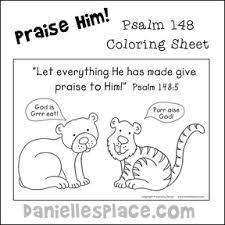 Praise Him Psalm 148