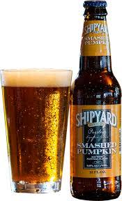 Imperial Pumpkin Ale by Smashed Pumpkin U2013 Shipyard