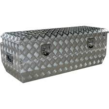 ALUMINIUM CHEST UTE/TRUCK BOX 1240MM | Buy Tools Online