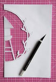 Papercutting Tutorial From DesignSponge