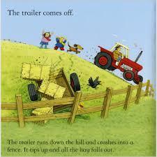 The Runaway Pumpkin by Usborne Farmyard Tales The Runaway Tractor Babyonline