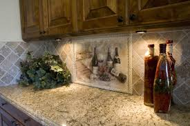 Tuscan Decorative Wall Tile by Kitchen Backsplash Extraordinary Custom Tile Murals Floor Tile