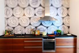 tapete in der küche modern bis vintage homify