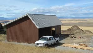 building a barn home hobby farms