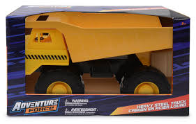 Adventure Force Heavy Steel Dump Truck Toy Vehicle | Walmart Canada Green Toys Eco Friendly Sand And Water Play Dump Truck With Scooper Dump Truck Toy Colossus Disney Cars Child Playing With Amazoncom Toystate Cat Tough Tracks 8 Toys Games American Plastic Gigantic And Loader Free 2 Pc Cement Combo For Children Whosale Walmart Canada Buy Big Beam Machine Online At Universe Fagus Wooden Jual Rc Excavator 24g 6 Channel High Fast Lane Pump Action Garbage Toysrus