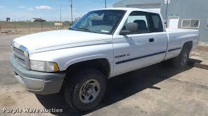 100 Dodge Pickup Trucks For Sale 1998 Ram 1500 Club Cab Pickup Truck Item DR9535 SO