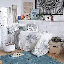 Boho Style Dorm Bedding