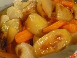 cuisiner legumes légumes rôtis au four celia aux fourneaux