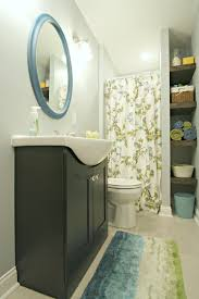 Colors For A Bathroom With No Windows by Hits And Misses The Bathroom Renovations From Thrifty Decor