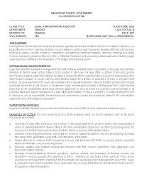 Branch Office Administrator Resume Samples Objective For Administrative Assistant Examples