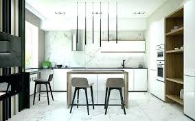 lustre design cuisine luminaire suspension design colore avec leds multicolores cuisine