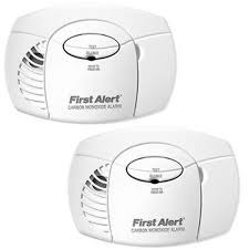 Propane Floor Buffer Carbon Monoxide by First Alert Carbon Monoxide Alarm Twin Pack Co400cn2 First Alert