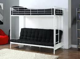 lit mezzanine futon beautiful lit haut ikea avec bureau lit