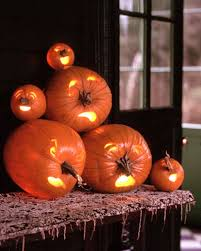 Pumpkin Faces To Carve by Nosey Pumpkins U0026 Video Martha Stewart