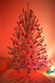 Aluminum Christmas Tree Color Wheel