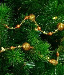 Seashell Christmas Tree Garland by Holiday U0026 Christmas Garland Dillards
