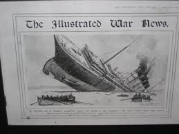 Where In Ireland Did The Lusitania Sink by Lusitania Tragedy