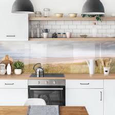 küchenrückwand dünentraum küchendesign küchenprodukte