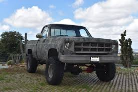 1973 Gmc 1500 3500 Sierra Custom Rat Rod 4 X 4 Truck Or ?