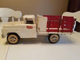 100 Antique Metal Toy Trucks Tonka Farms Vintage Collectible Steel Truck