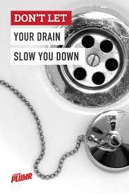 Bathtub Drain Clog Home Remedy by Best 25 Clogged Bathroom Sink Ideas On Pinterest