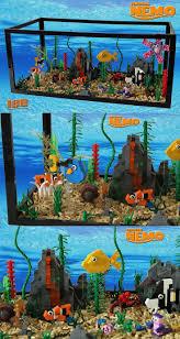 Spongebob Aquarium Decorations Canada by 28 Best Lego Fish Tanks N Aquariums Images On Pinterest Lego