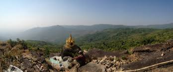 Myanmar Site Guide Bandhi They Lar Pagoda