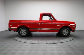 136069 1972 Chevrolet C10 | RK Motors Classic And Performance Cars ... Chevy Dealer Keeping The Classic Pickup Look Alive With This Complete Restoration 1972 Chevrolet C 10 Cheyenne Vintage Vintage Retro Big Option Offered On 2018 Silverado Medium Duty C10 Lwb Texas Trucks Classics 1994 Ck 1500 Series 2dr C1500 Standard Cab Sb In Used 1977 C20 Rwd Truck For Sale 38804b For Classiccarscom Sale Near Cadillac Michigan Super 400 Photos Informations Articles Bestcarmagcom Relive The History Of Hauling These 6 Pickups 1971 Long Bed 3920 Dyler