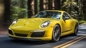 100 Porsche Truck Price 2018 911 Carrera T First Drive Teeing It Up