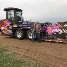 100 Truck Pulling Videos The Terminator And Tractor Pulling Sled Home Facebook