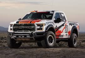 100 Fmi Trucks Ford Shows Off 2017 F150 Raptor Baja 1000 Race Truck At SEMA