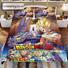 Anime Bed Set