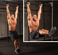 Abs Roman Chair Knee Raises by 10 Best Muscle Building Ab Exercises