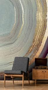 37 ideen gold marmor tapete wohnzimmer gold ideen