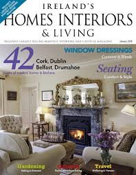 100 Homes Interiors Irelands And Living February 2018 By Andrea