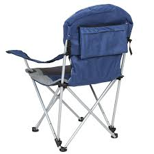 Coleman Oversized Padded Quad Chair Side Cooler by Amazon Com Best Choice Products Folding Deluxe Padded Reclining