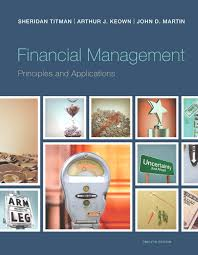 Financial Management Principles And Applications 12th Edition