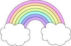 Rainbow Tumblr Clipart Png Transparent Library